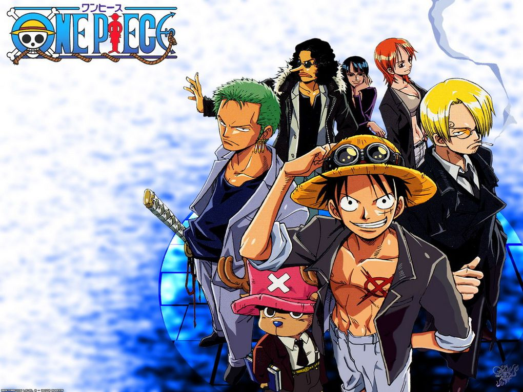 Album - One Piece Wallpapers