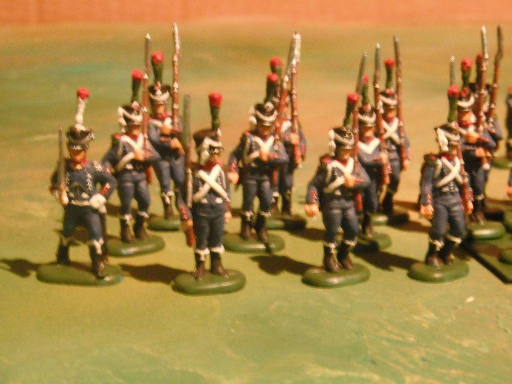 Album - Infanterie-legere