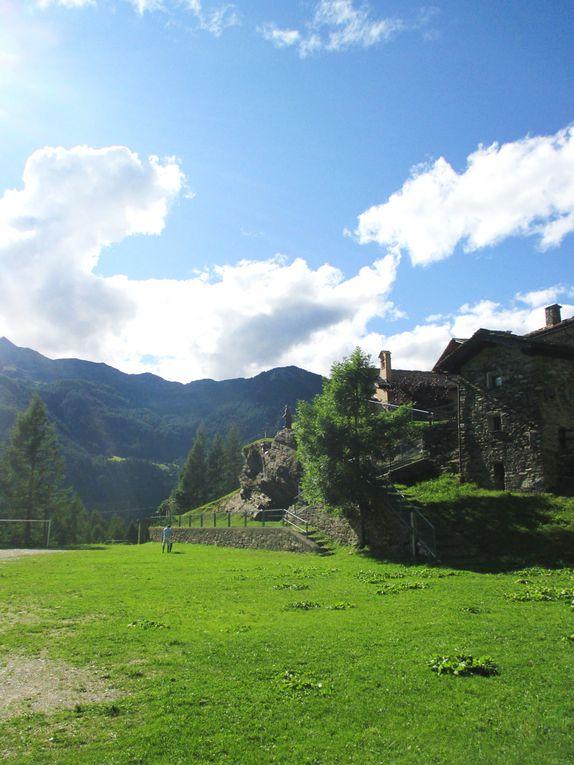 Un piccolo villaggio di montagna con una grande storia...