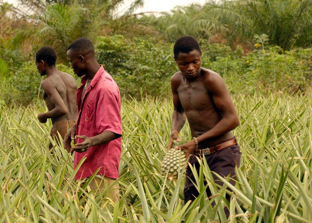 photos du tournage au Bénin