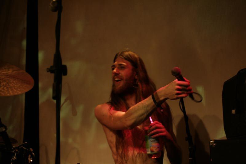 Crazy World - Salzwedel, Between Heaven and Hell – Festival, 20.12.2008: TONER LOW + LETHAL INJECTION + NEUME + ZED