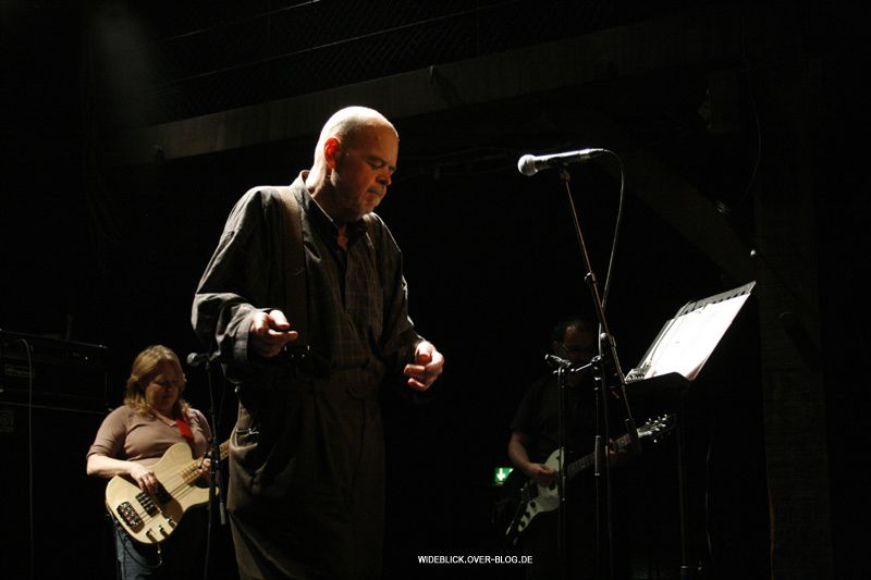 Die letzte extravagante lebende Avantgarde-Rock-Legende live in Hamburg!