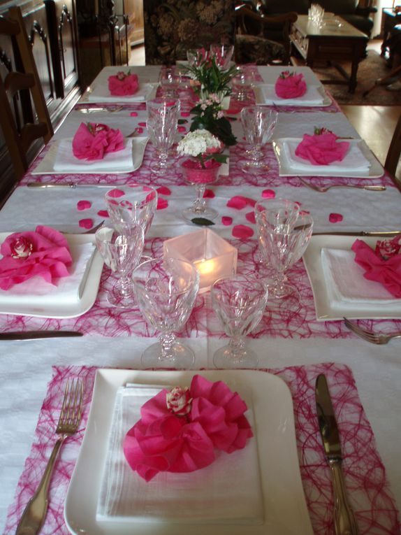 Album - TABLES EN FETE
