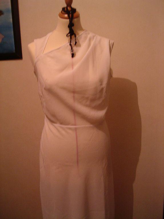 mes création en couture.