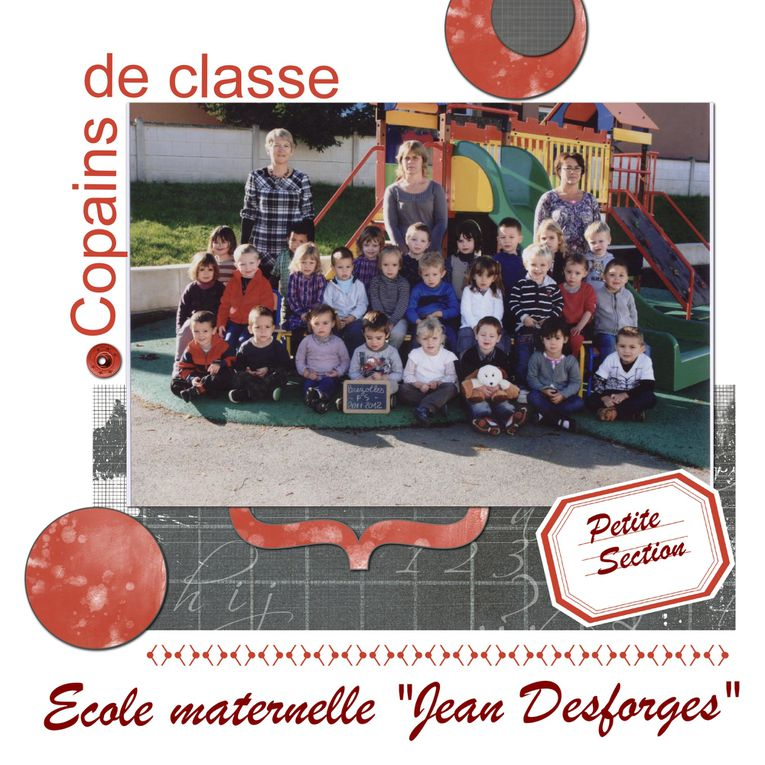 Groupes classes 2011.2012