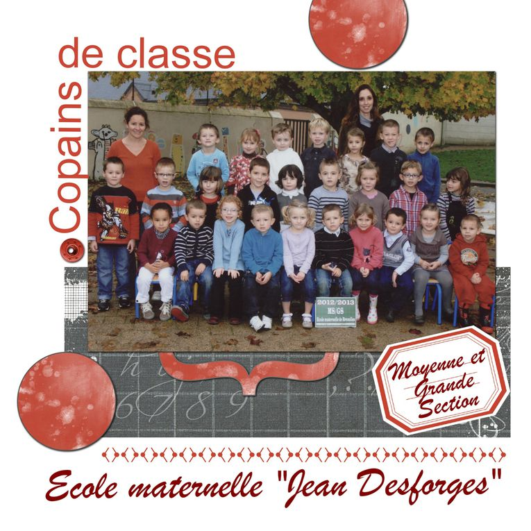 Groupes classes 2012.2013
