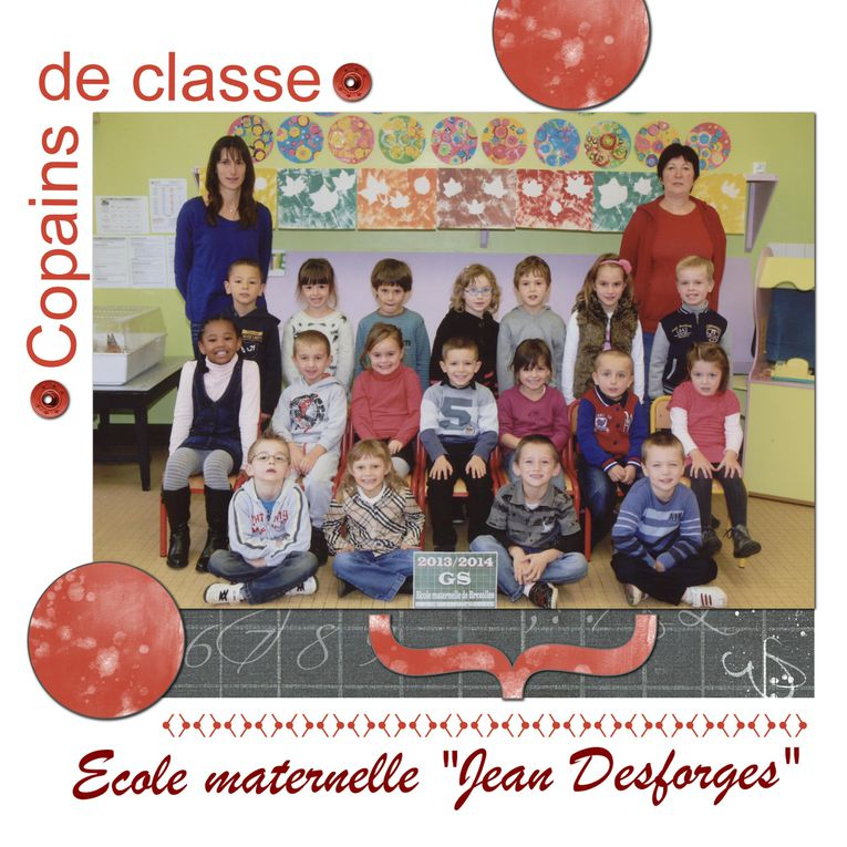 Groupes classes 2013.2014