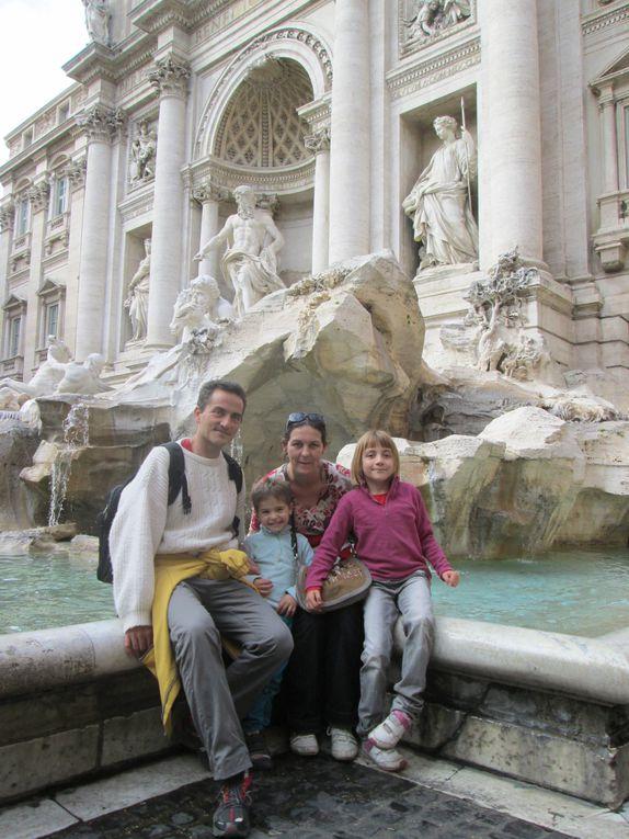 Voyage à Rome et autres petites choses.