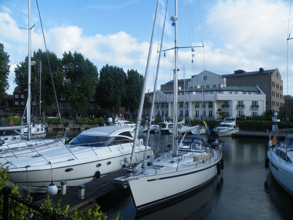 Album - ST-CATHERIN-DOCK
