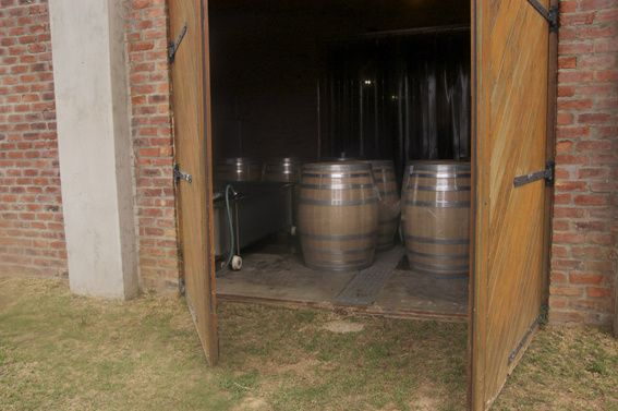 Fablewines, Rebecca Tanner and Paul Nicholls, Tulbagh, SA