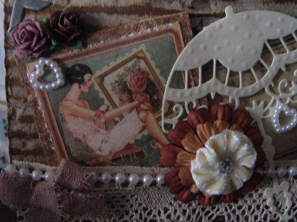 Album - cartes-scrappees