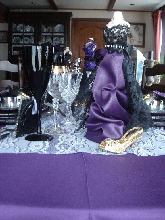 Album - tables dédiées aux femmes