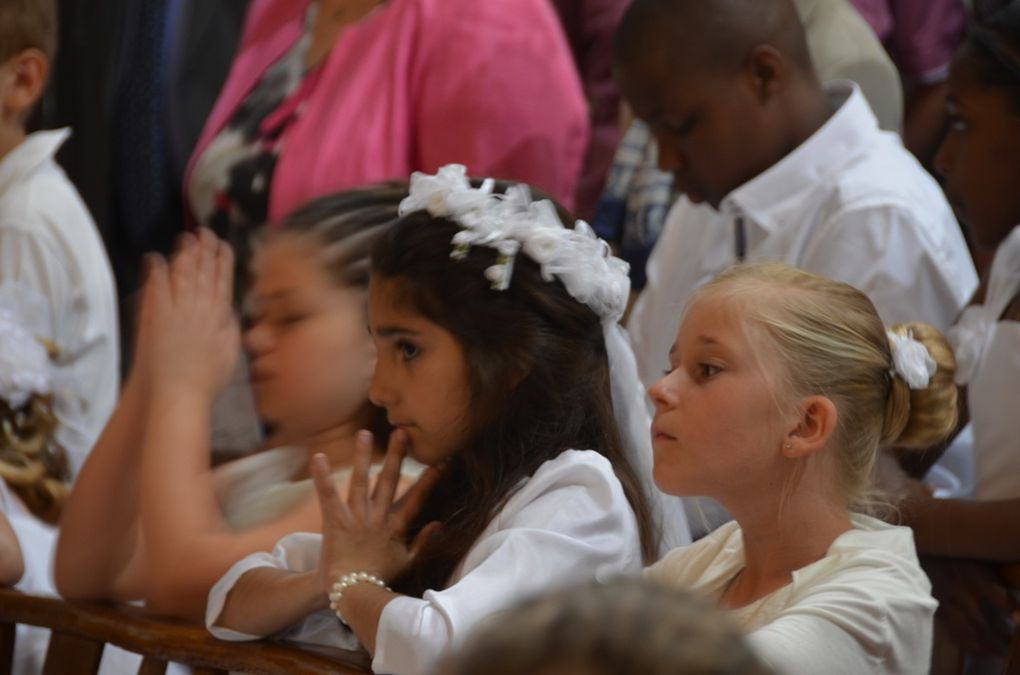1ere Communion 2014