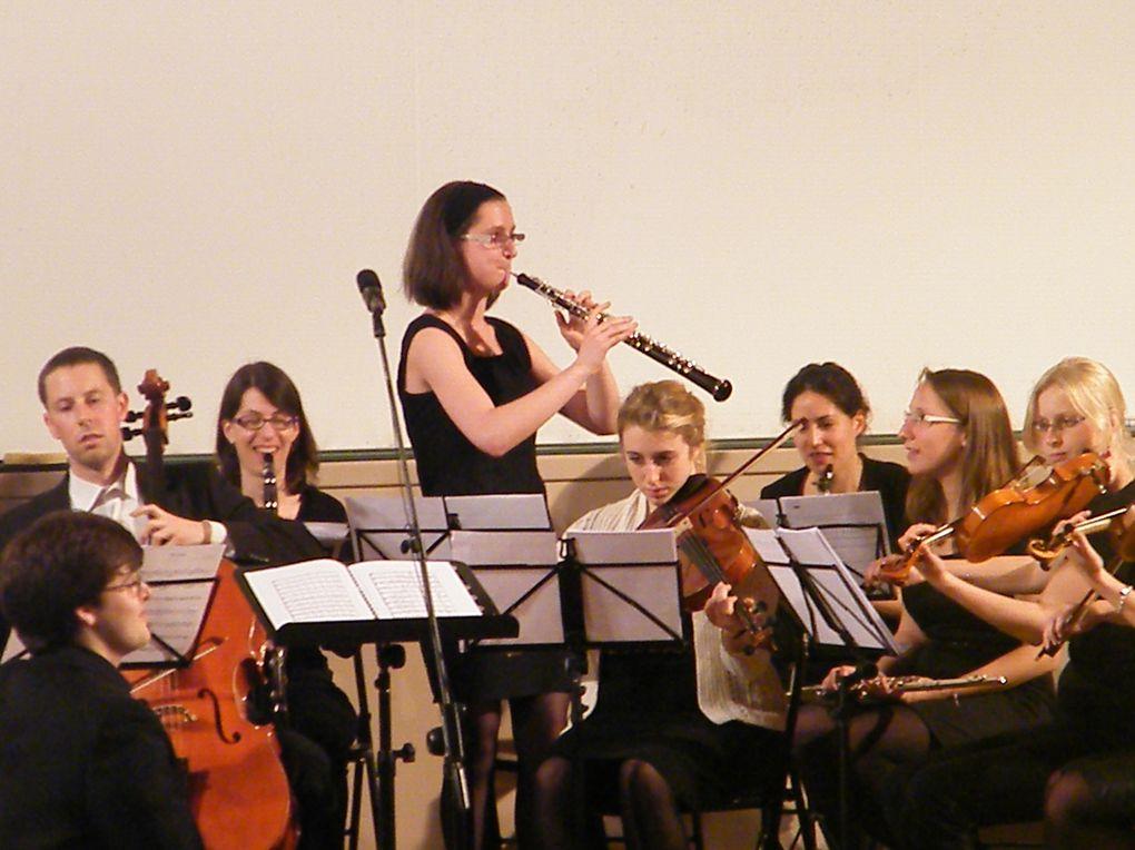 Dernier concert de la saison 2011-2012 !Au programme : Zelenka, Mozart et Schubert.