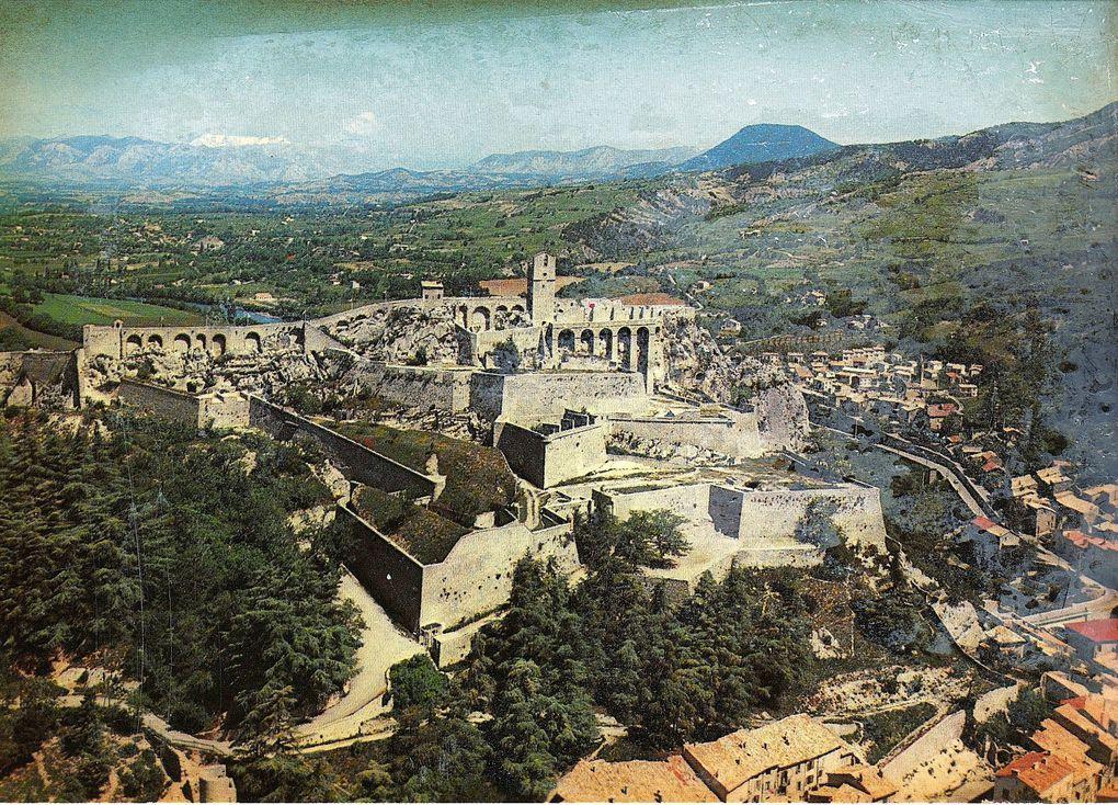 Album - Sisteron la Citadelle