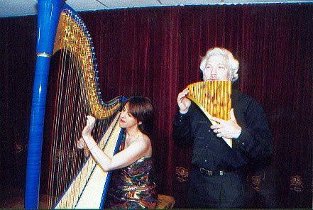 Patrick Fiori, Cherif Kheddam, Flute de Pan...