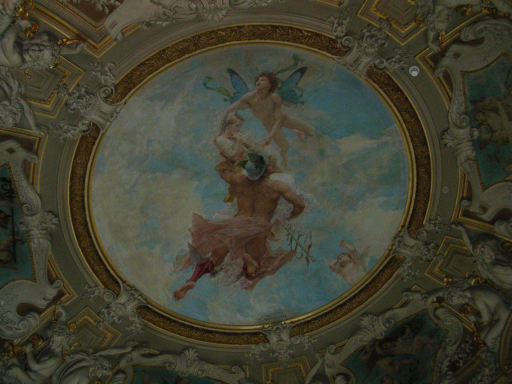 Album - Chateau de Chantilly, soirées costumées