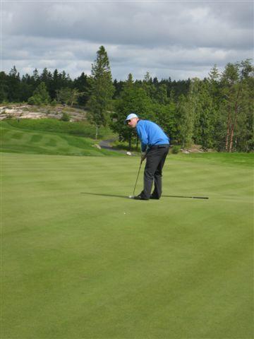 Bilder vom Golfbewerb der Weltspiele in Göteborg.Fotos: Rudi Hauer