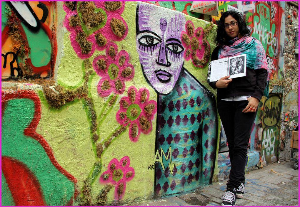 """Album de dédicaces, photos et infos autour du livre""""40 Street Artistes Au Carré"""", ed. Kawa 2011"""