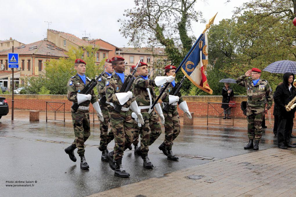 Commémoration du 11 Novembre à Muret 2012
