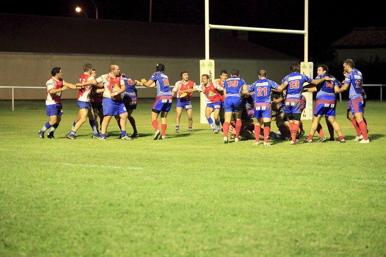 Match de rugby F3Avenir Muretain XV / GANMatch du samedi 01 octobre 2011