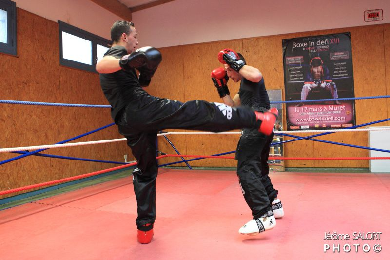 Battle Boxing club Muret-2013
