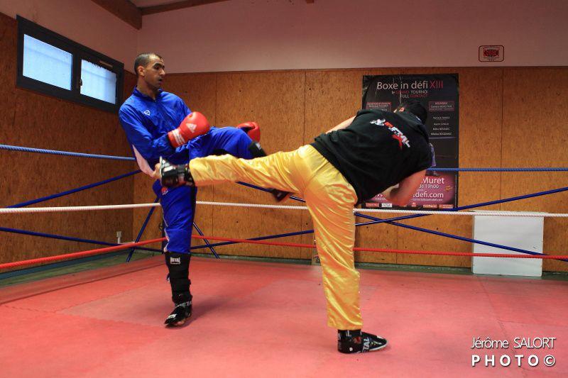Battle Boxing club Muret 2013