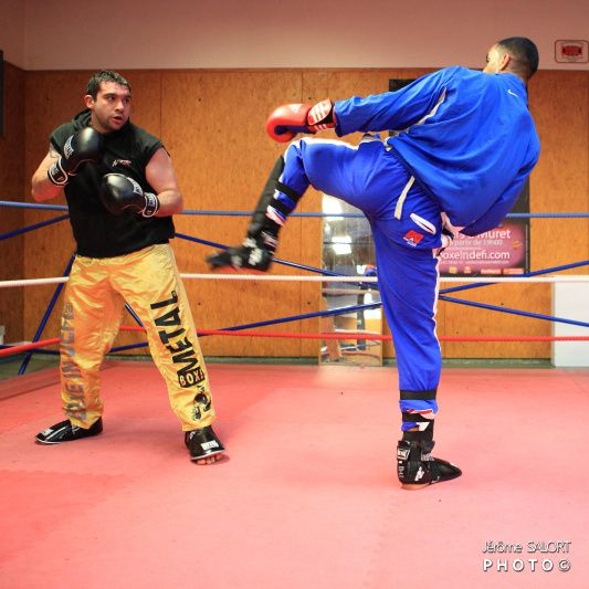 Battle Boxing club Muret 2013