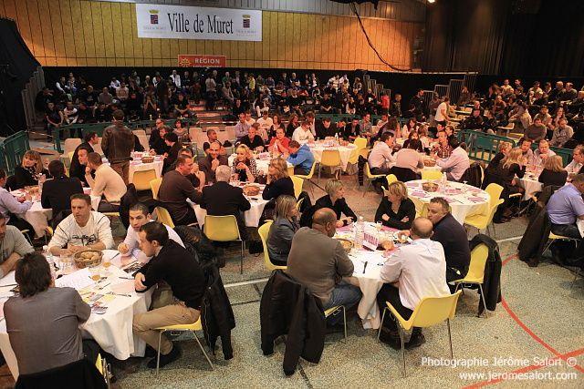 Boxe in défi XIII Ouverture du gala et présentation de l'école de Full-contact de Muret Team Alain Bonadeï