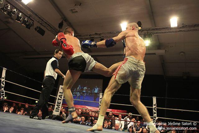Boxe in Défi XIIICombat de Boxe Thaïlandaise des -75Kg (3x5)Pascal CASTET vs Stadjan DRAGISIC