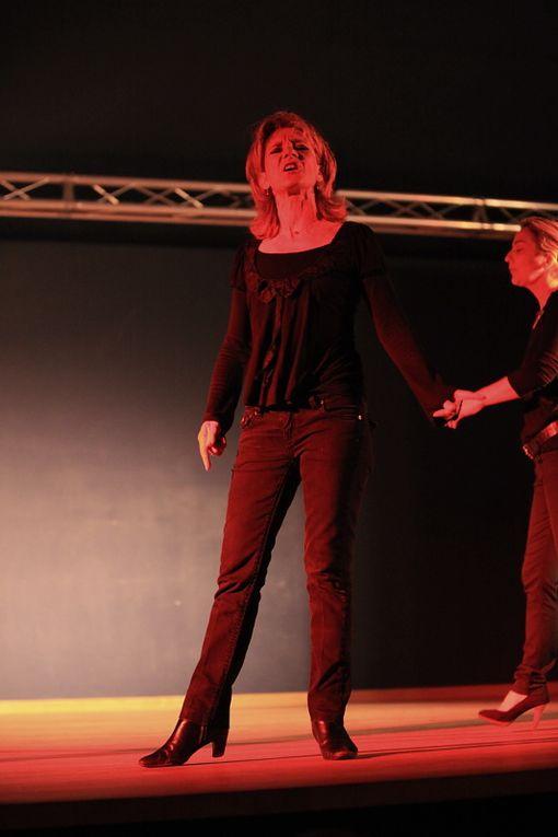 """Scène ouverte aux élèves de l'EMEA""""Les étapes de la vie""""Vendredi 16 décembre 2011 à Muret."""