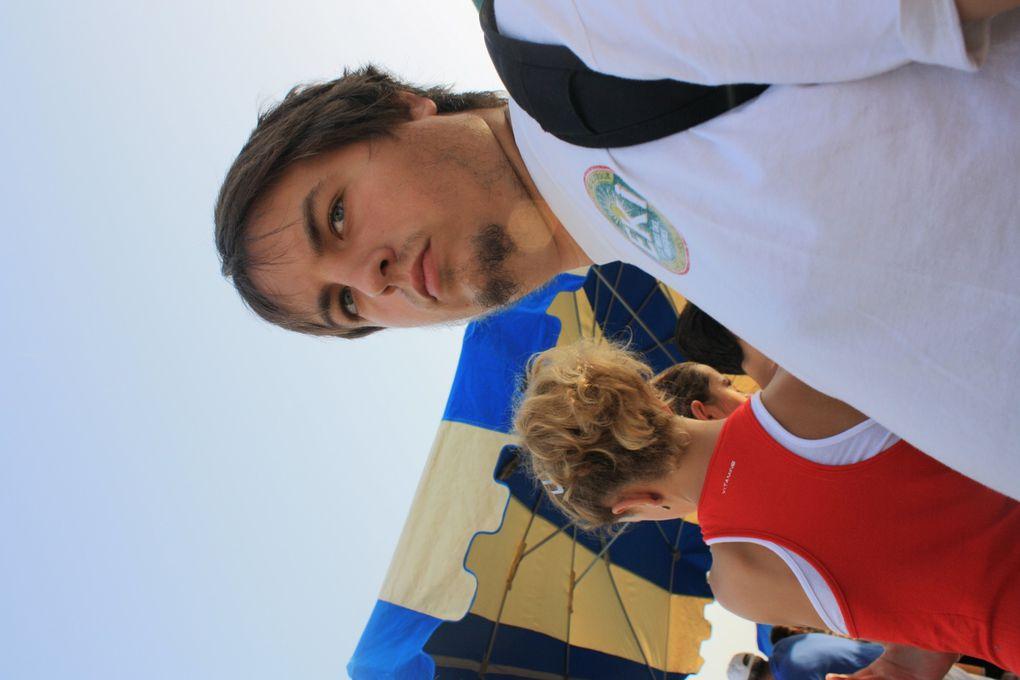 18 et 19 aout 2012 : le SAM-Natation est de retour à son meilleur niveau !