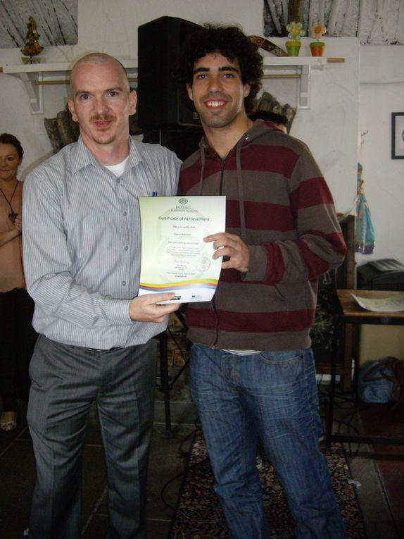 Album - Certificates-Summer-School-2011