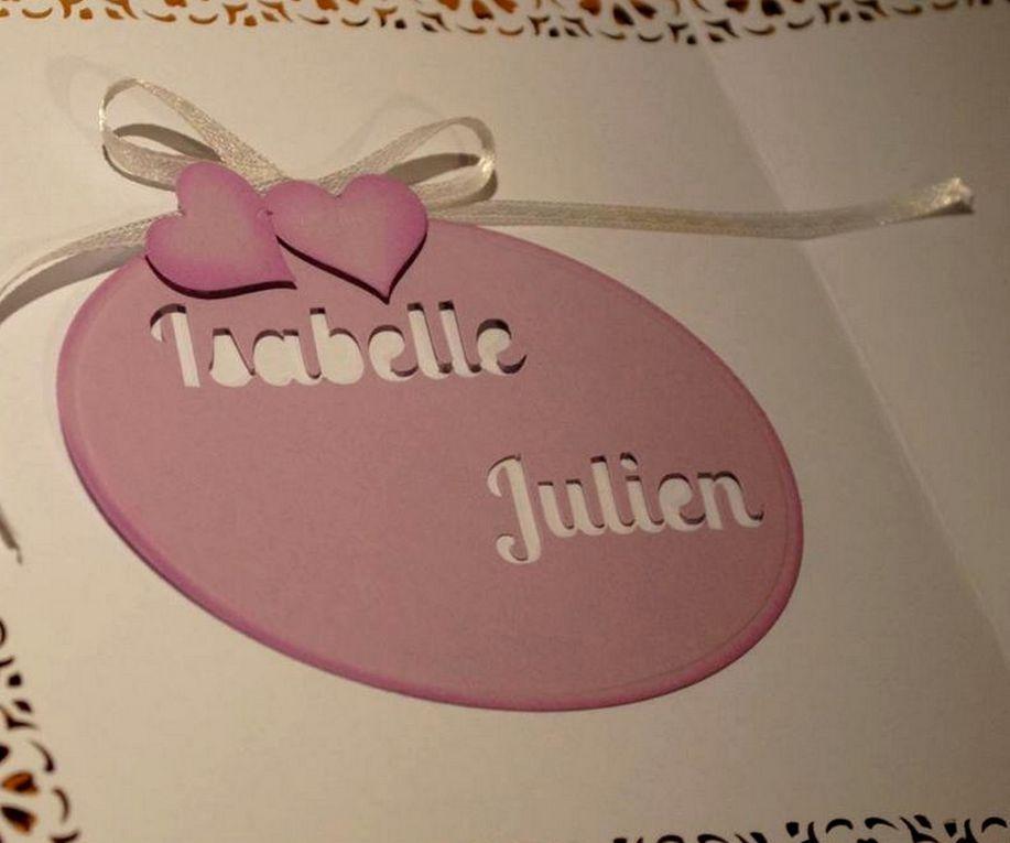 Carte de remerciements, carte de félicitation, faire-part de mariage ou de naissance, carte de Saint Valentin, carte de souhaits, carte à secrets...