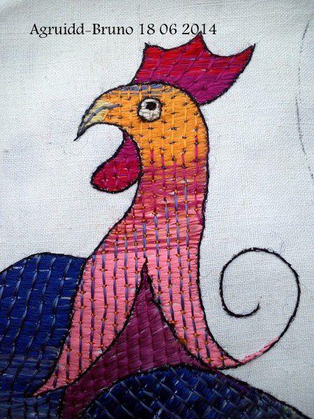 """mes dessins ,mes creations, rester dans l'esprit """"medieval"""" un bestiaire revisité et modernisé."""