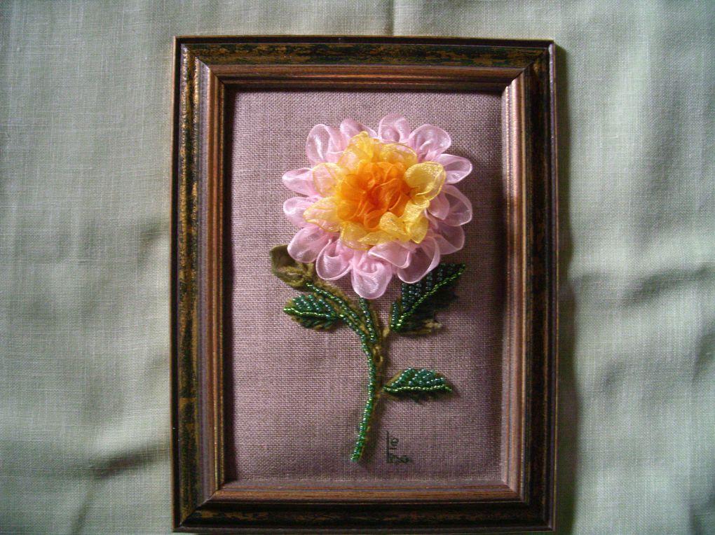 mon jardin secret, où les fleurs ne fanent jamais!