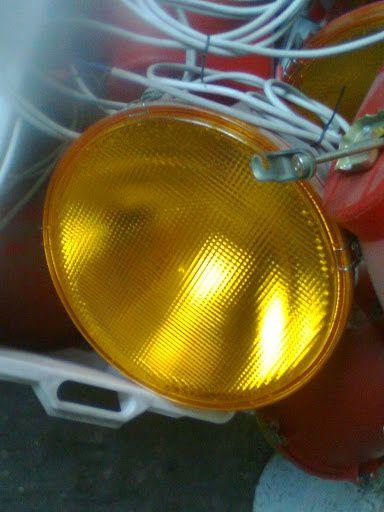 Lampade segnalazione stradale