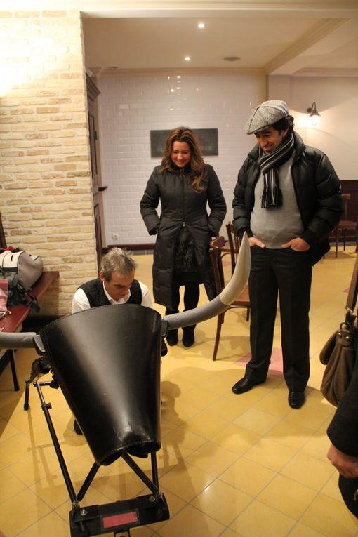 Juan Mora & Oliver Mageste à la Belgicana