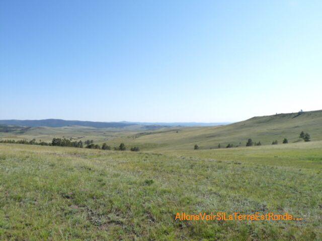 Traversee du sud de la Russie vers la Mongolie