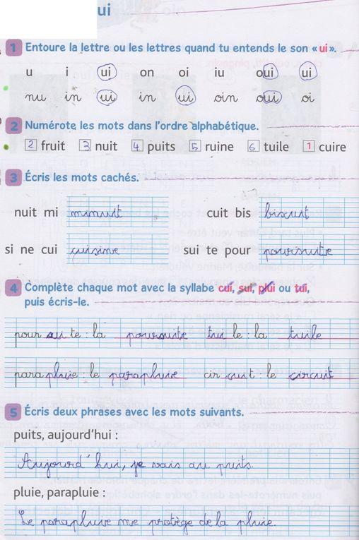 Album - Français cp