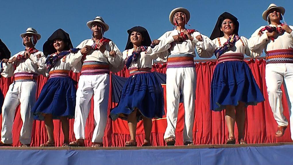Groupe folklorique de Bolivie  : Conadanz