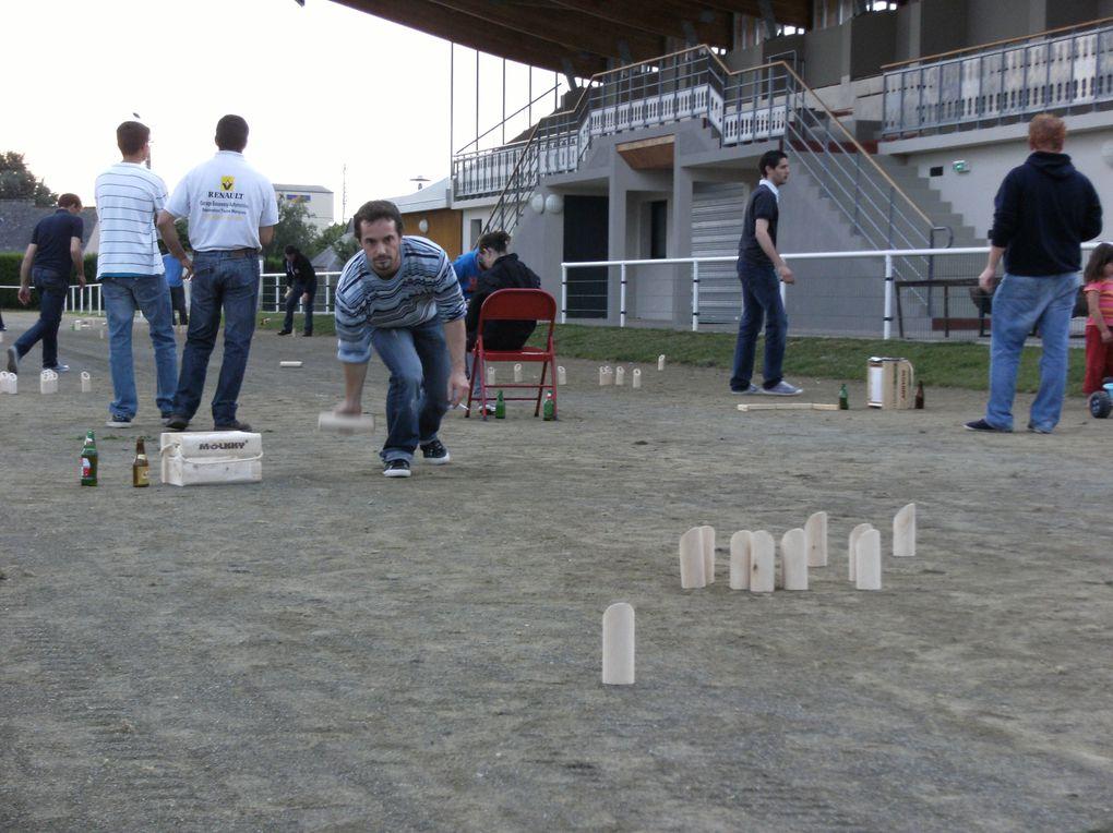 Photos des demi-finales, finales et matchs de classement du 21 juin 2013 à Craon