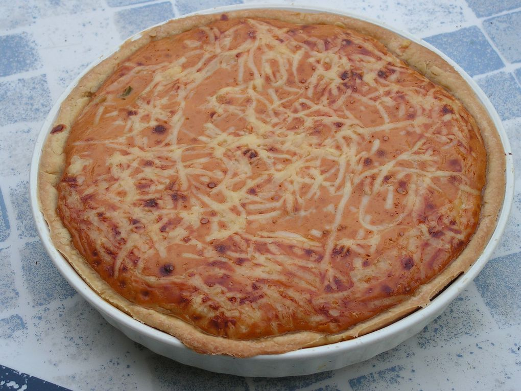 Album - quiches-tartes-salee