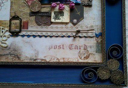 Album - Cadres en carton