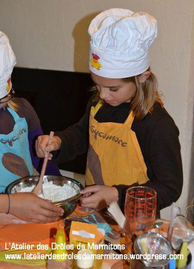 """Atelier anniversaire """"Pâtisserie & Cie"""""""