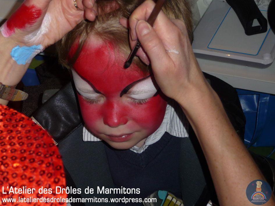 Atelier Marionnettes et Maquillage