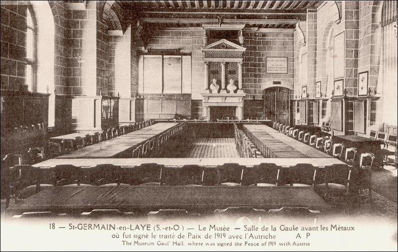 Château à Saint-Germain-en-Laye