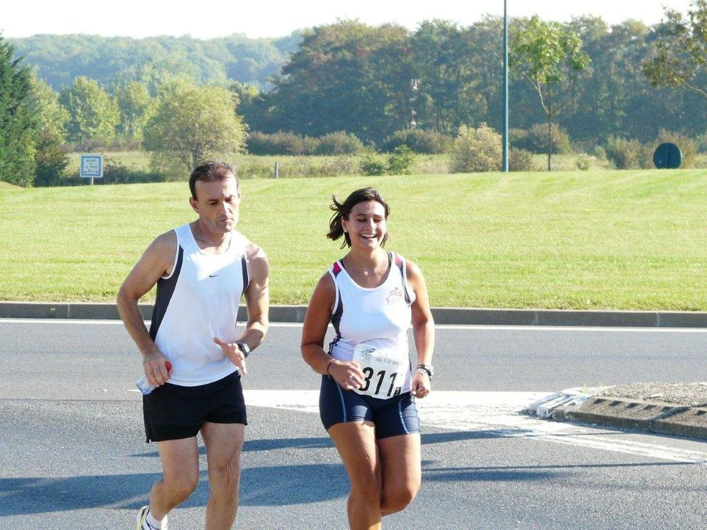 Semi marathon du SAN VAL DEUROPE
