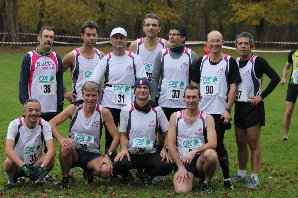 Cross de Coupvray 26-11-2011