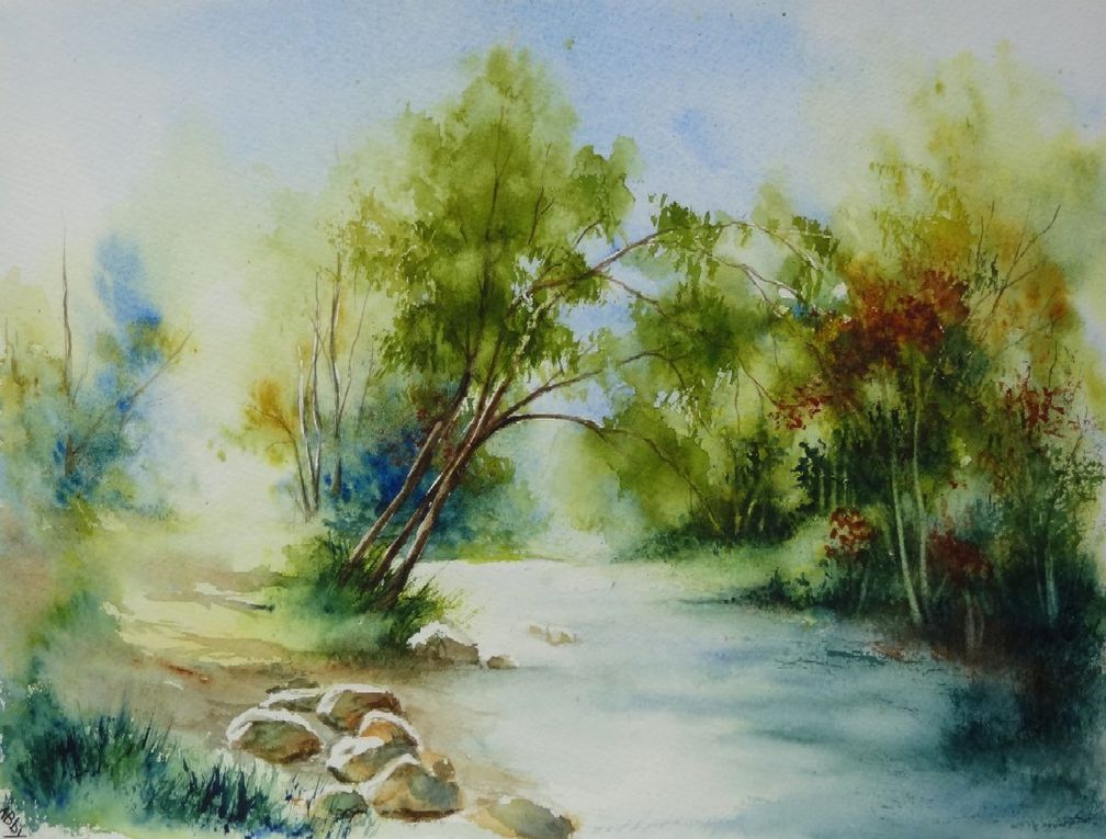 Album - Aquarelles-2